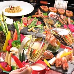 VEGE FLOWER BAR ベジフラワーリジョウ 鯉城のおすすめ料理1