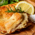 料理メニュー写真鶏モモのコンフィ