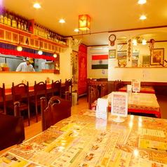 インド・ネパール料理 タァバン 柏南増尾店の雰囲気1