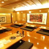 宴会半個室(35名様までOK)詳しくは店舗へお問合せ下さい。