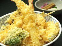 【ランチ天丼】1620円
