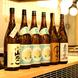 日本酒も各種豊富にご用意♪