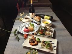 フランス懐石 懐鮮食堂の写真