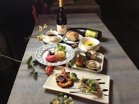 フランス懐石 懐鮮食堂