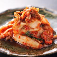 キムチ/カクテキ/枝豆