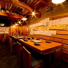 仕事帰りに気軽に立ち寄れる人気のお店!!天満で「仕事帰りに一杯」におすすめ!美味しい焼き鳥、お刺身、お野菜をご用意しております。温かみのある店内で日ごろの疲れを癒してください。日本酒、焼酎、ワインなどドリンクも豊富◎