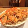 料理メニュー写真 「活タラバガニ」おひとり様800g~コース(ライブパフォーマンス付)