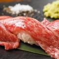 料理メニュー写真炙り肉寿司 サーロイン