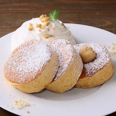 つくばパンケーキ 88cafeの写真