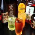 【飲み放題あり♪】ドリンク充実!ビール、日本酒、焼酎、梅酒、ウイスキーその他