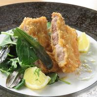見て、食べて楽しめる、和・洋を取り入れた料理の数々♪