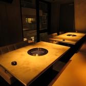 信州戸隠蕎麦と鶏焼き なな樹 中目黒 ハナレの雰囲気2