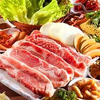 ★店主こだわりの厳選素材使用★ワンランク上の韓国料理