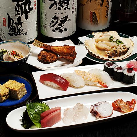 東京・大阪・ロサンゼルス・ハワイで握った江戸前寿司職人の技を堪能