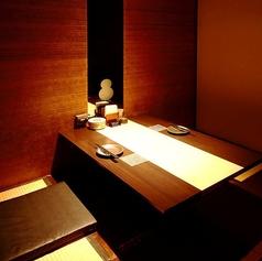掘りごたつ個室/2名☆デート向け☆美味しい鶏料理を落ち着いたプライベート空間でお楽しみいただけます♪