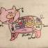 豚ホルモン ごぞうろっぷのロゴ