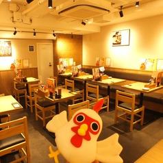 【池袋東口】広い空間でのテーブル席★