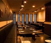 2階のお席は最大40名様収容可能!貸切は20名様~ご相談ください!!