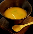 料理メニュー写真鰻の茶碗蒸し