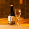 ■こだわりの日本酒をぜひご堪能ください