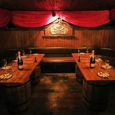 Party&Dining AJITO アジト すすきのの雰囲気3