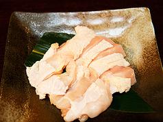 料理メニュー写真紀州梅鳥(モモ・胸混合)