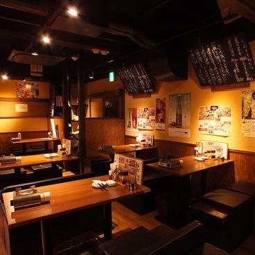 博多餃子舎 鉄なべ 西池袋店の雰囲気1