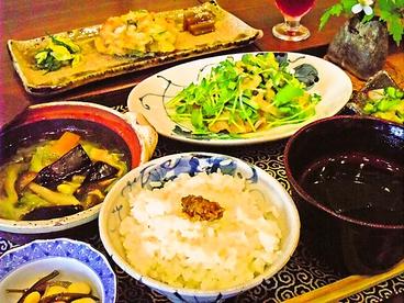 草花宿のおすすめ料理1