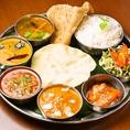 ≪お勧め≫ 南インドの肉ミールズ