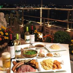スターホテル横浜 屋上ビアガーデンのおすすめ料理1