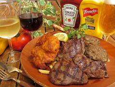 黒毛和牛食べ放題 チャンピオンのおすすめ料理1
