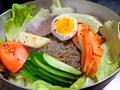 料理メニュー写真【夏のおすすめランチ】冷麺