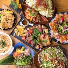 個室 肉魚バル アラタ ARATA 三宮店の写真