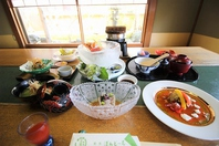 季節の味覚【おまかせ懐石季節のコース】6600円(税抜)