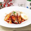 料理メニュー写真海鮮チーズトッポギ