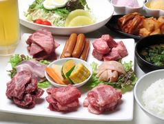 焼肉 南大門 太子店のコース写真