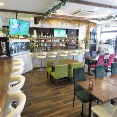 KAZO TORCIDA SPORTS BAR&CAFEの雰囲気1