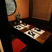 個室毎の扉を取り外すことができますので、大人数のご宴会でのご利用も承っております!