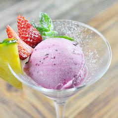 アイス(バニラ・チョコレート・ストロベリー)