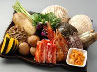 こだわりの北海道産食材