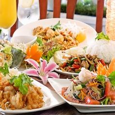 Thaicoon タイクーンのコース写真