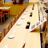 つきぢ神楽寿司 豊洲市場店の雰囲気2