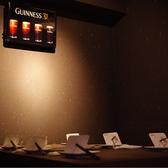 こちらも6名様までOKの半個室です。