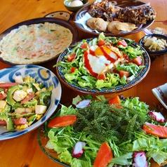 沖縄料理 花丁字 はなちょうじのコース写真