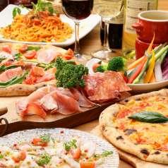 ワインとピザ ビストロ ポリッツァの特集写真