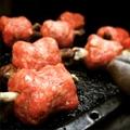 料理メニュー写真名物!マンガ肉