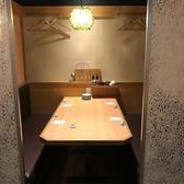 酒肴 とと海月市 岡元町店の雰囲気3