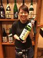 東北は勿論、全国の色々な地酒をオススメします。飲み比べも人気です◎