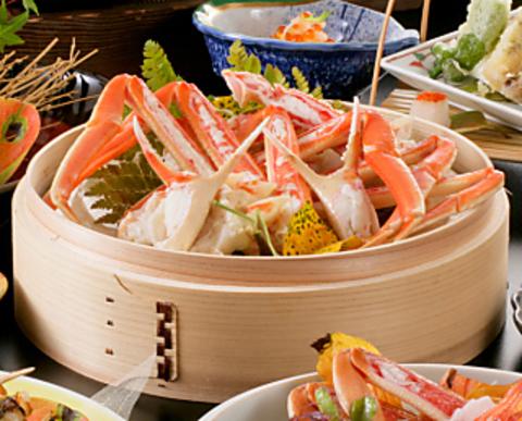 那覇で カニ食べ放題が堪能できる!地元も観光も大満足の 蟹食べ放題は3980円から!