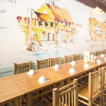 ベトナム料理 123zo なんば店の雰囲気1